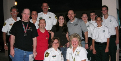 """BSO """"Celebrity Waiters"""" Raise Funds for Special Olympics at Beef O'Brady's"""