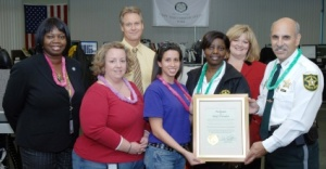 Dispatchers Honored During National Telecommunications Week