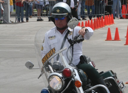 OVER 100 POLICE MOTORCYCLES COMPETE IN RODEO - Jacksonville Sheriff's Office takes top honors