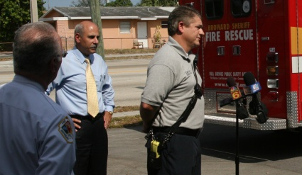 FIREFIGHTERS TURNED CRIMEFIGHTERS