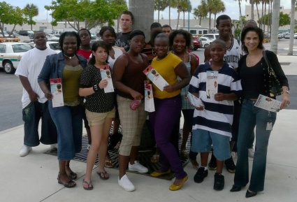 Community Justice Program and Central Broward Office Drowning Prevention Project