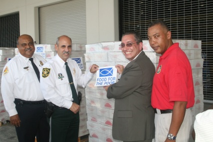 BSO, FFP TEAM UP TO SEND HELP TO HAITI