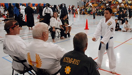 BSO PAL KARATE TOURNAMENT HELPS PREPARE STUDENTS FOR SCHOOL